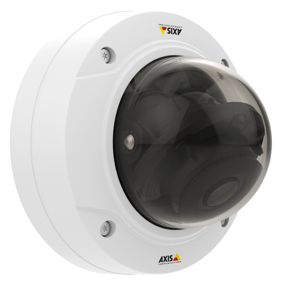 Axis P3225-LV Mk II IP Indoor Dome White