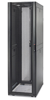 APC NetShelter SX 48U 600mm Wide x 1070mm Deep Enclosure Freestanding rack Black