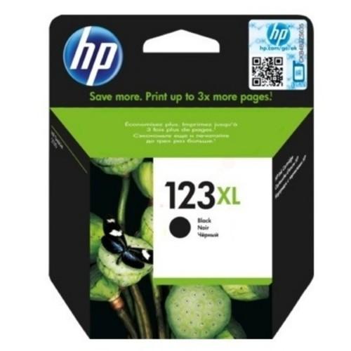 HP F6V19AE (123XL) Printhead black, 480 pages, 9ml