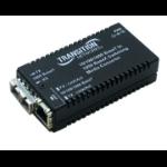 Transition Networks M/GE-PSW-SX-01 1000Mbit/s 850nm Multi-mode Black network media converter