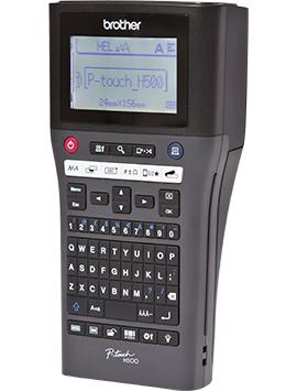 Brother PT-H500 impresora de etiquetas 180 x 180 DPI Alámbrico