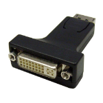 8WARE Display Port DP to DVI Adapter Converter 20-pin to DVI 24+1-pin Male to Female ~CBAT-DPDVI-MF