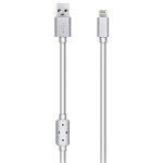 Dynamode USB 2.0 - Lightning, 1.5m White
