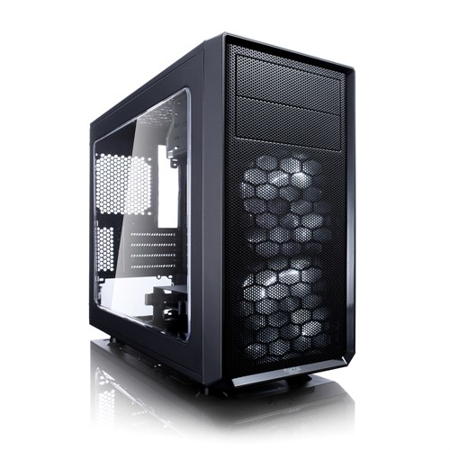 Fractal Design Focus G Mini Mini Tower Black