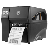 Zebra ZT220 impresora de etiquetas Transferencia térmica 300 x 300 DPI Alámbrico