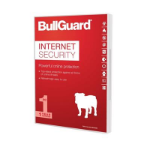 BULLGUARD Internet Security 2017 1Year/1PC Windows Only Single OEM Soft Box English