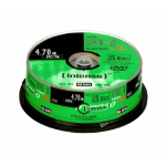 Intenso DVD-R 4.7GB, 16x 4.7GB DVD-R 25pc(s)