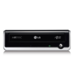 LG GE24NU40 optical disc drive Black DVD Super Multi DL