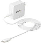 StarTech.com WCH1C mobile device charger Indoor White