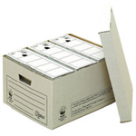 Bankers Box BANKERS STANDARD STORE BOX GRN