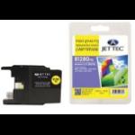 Jet Tec 101B128039 ink cartridge Yellow