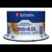 Verbatim 97693 blank DVD 8.5 GB DVD+R DL 50 pc(s)