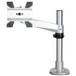 "StarTech.com ARMPIVOTB2 monitor mount / stand 34"" Clamp Silver"