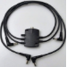 Datamax O'Neil 220285-000 adaptador e inversor de corriente Interior Negro