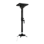 B-Tech BT882 Ceiling Black project mount