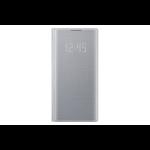"""Samsung EF-NN970 mobile phone case 16 cm (6.3"""") Folio Silver"""