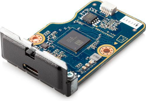 HP 4KY85AA interface cards/adapter USB 3.1 Internal