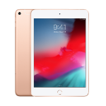 "Apple iPad mini 20.1 cm (7.9"") 64 GB Wi-Fi 5 (802.11ac) 4G Gold iOS 12"