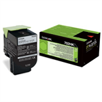 Lexmark 70C2HK0 (702HK) Toner black, 4K pages