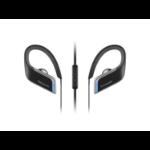 Panasonic RP-BTS50E-K Ear-hook Binaural Wireless Black mobile headset