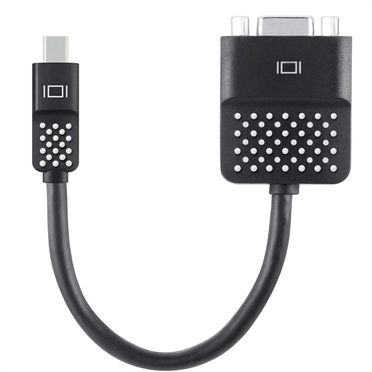 Belkin F2CD028BT cable interface/gender adapter mini DisplayPort D-Sub Black