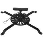 B-Tech BT881 Universal Projector Ceiling Mount (Height 115mm / up to 10kg)