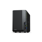 Synology DiskStation DS218+ J3355 Ethernet LAN Compact Black NAS