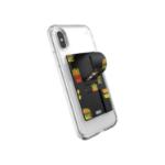 Speck GrabTab Fun with Food Mobile phone/Smartphone Black Passive holder