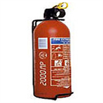 FIREMAST ER 2KG ABC POWDER FIRE EXTING
