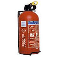 FIREMAST ER 2KG ABC POWDER FIRE EXTING
