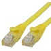 Microconnect UTP cat5e 3m 3m Yellow networking cable