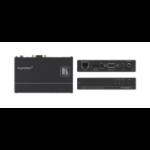 Kramer Electronics TP-580TXR AV extender AV transmitter Black
