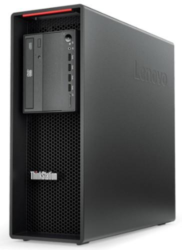 Lenovo ThinkStation P520 Intel Xeon W W-2133 16 GB DDR4-SDRAM 512 GB SSD Tower Black Workstation Windows 10 Pro for Workstations