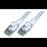 MCL FCC6M-3M/W cable de red Blanco
