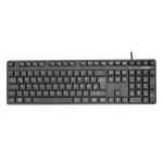 Targus AKB30DE Tastatur USB QWERTZ Deutsch Schwarz