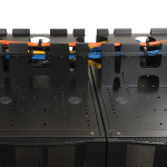 Tripp Lite SmartRack Roof-Mounted Cable Trough - Provides cable routing and power/data cable segregation