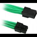 BitFenix 6 Pin PCIe, 45cm Internal 0.45m PCI-E (6-pin) PCI-E (6-pin) Black,Green power cable