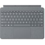 Microsoft Surface Go Signature Type Cover toetsenbord voor mobiel apparaat Polijsten Platina