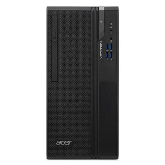 Acer Veriton ES2735G 8th gen Intel® Core™ i3 i3-8100 4 GB DDR4-SDRAM 1000 GB HDD Black Desktop PC