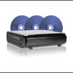 I/OMagic IBD1E Blu-Ray DVD Combo Black optical disc drive