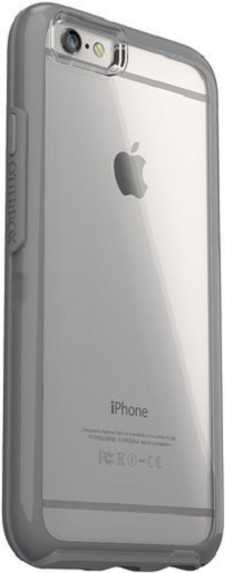 """Otterbox Symmetry Clear 14 cm (5.5"""") Cover Grey"""