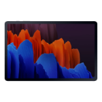 "Samsung Galaxy Tab S7+ SM-T970N 128 GB 12.4"" Qualcomm Snapdragon 6 GB Wi-Fi 6 (802.11ax) Android 10 Black"