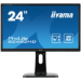 "iiyama ProLite B2482HD-B1 24"" Full HD TN Matt Black computer monitor LED display"