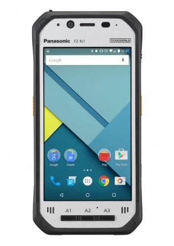 Panasonic Toughpad FZ-N1 16 GB 4G Black,Silver