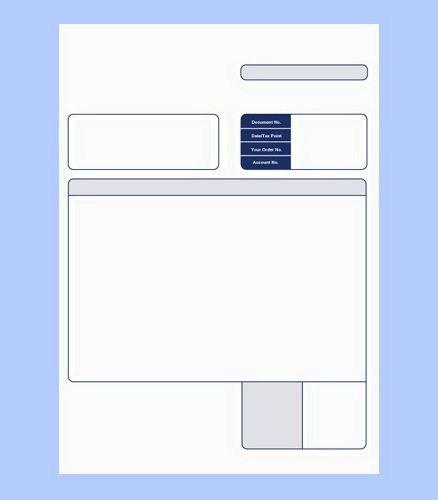 Custom Forms Sage Comp Laser/Inkjet Invoice BX500
