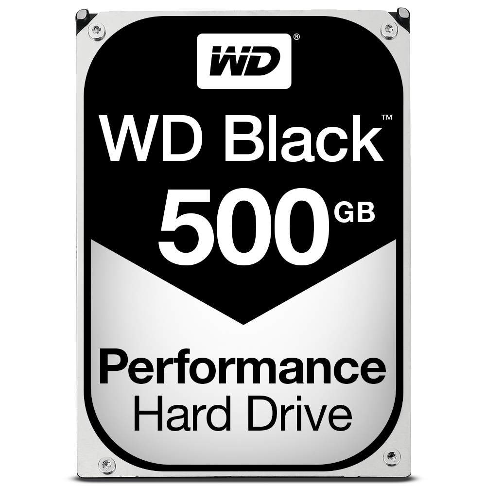 "Western Digital Black 3.5"" 500 GB Serial ATA III"