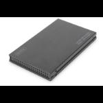 "Digitus DA-71110 HDD/SSD enclosure 2.5"" Black HDD/SSD enclosure"