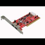 Addonics AD2U3PCI Internal USB 3.0 interface cards/adapter