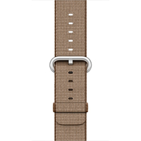 Apple 38mm Woven Nylon Band - Watch strap - caramel, toasted coffee - for Watch (38 mm)