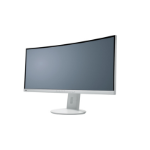 "Fujitsu B34-9 UE 34"" LED Curved Grey computer monitor"